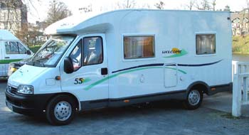Chausson Welcome 55 (2003)