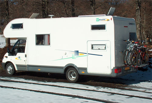 Chausson Welcome 26 2004