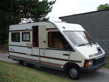 Fiche Camping Car