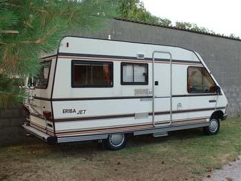 galerie photo de camping cars. Black Bedroom Furniture Sets. Home Design Ideas