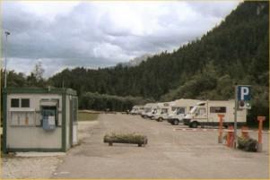 Aire De Service Camng Car Cortina D Ampezzo