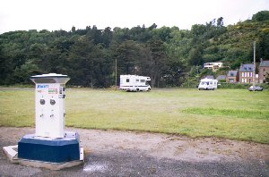 Aire De Camping Car Plouha