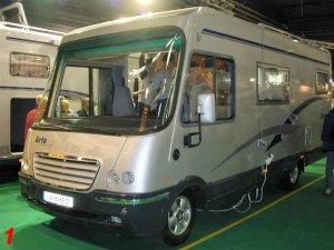 Salon des v hicules de loisirs 2001 - Salon vehicule loisir ...