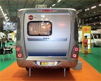 Burstner 01 for Salon vehicule de loisir